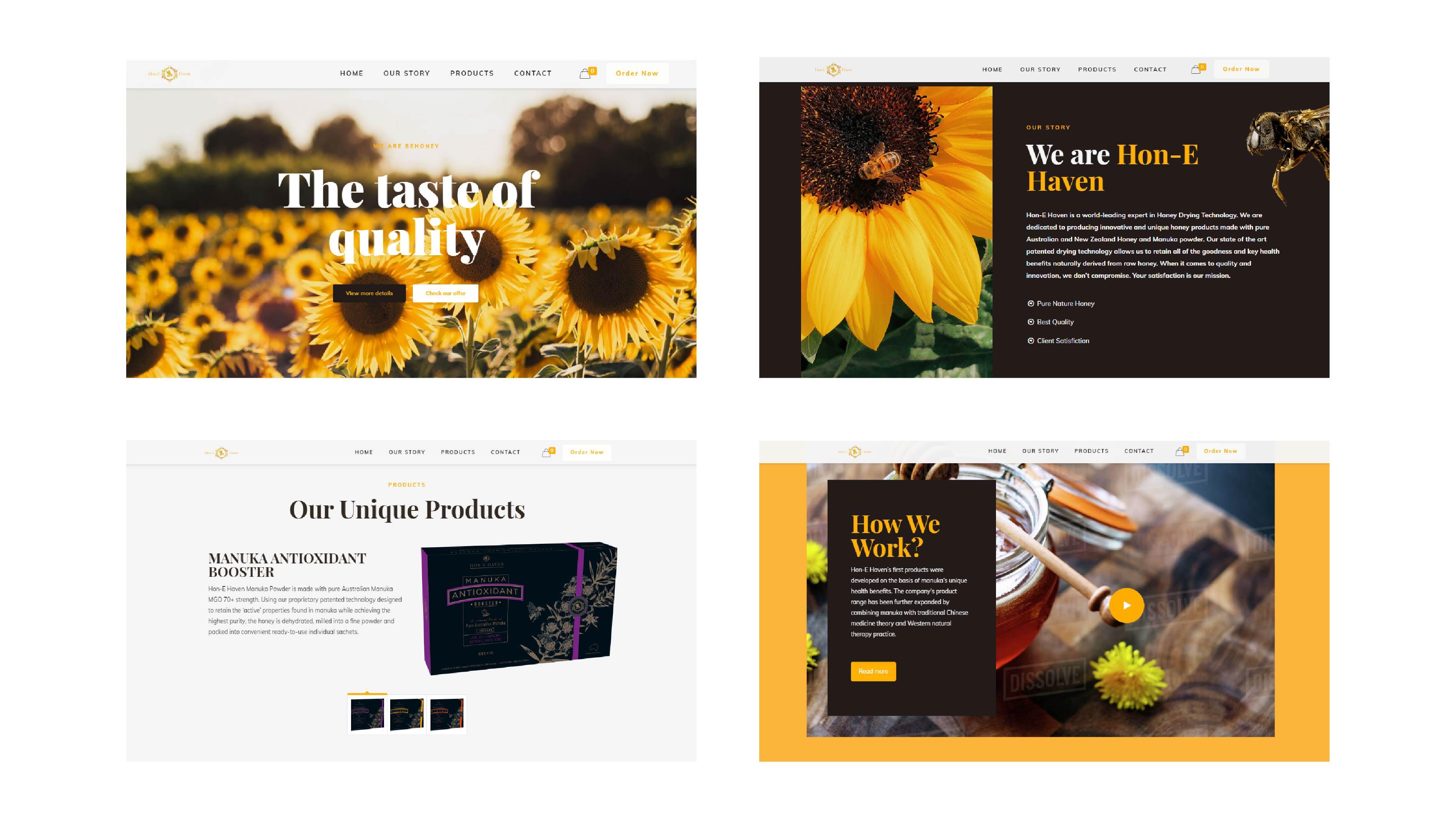 Best WordPress Website Organic Products
